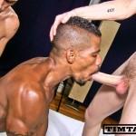 GeraldFabiani Threeway 4 150x150 TimTales:  Gerald Fabiani Threeway Bareback Fuck