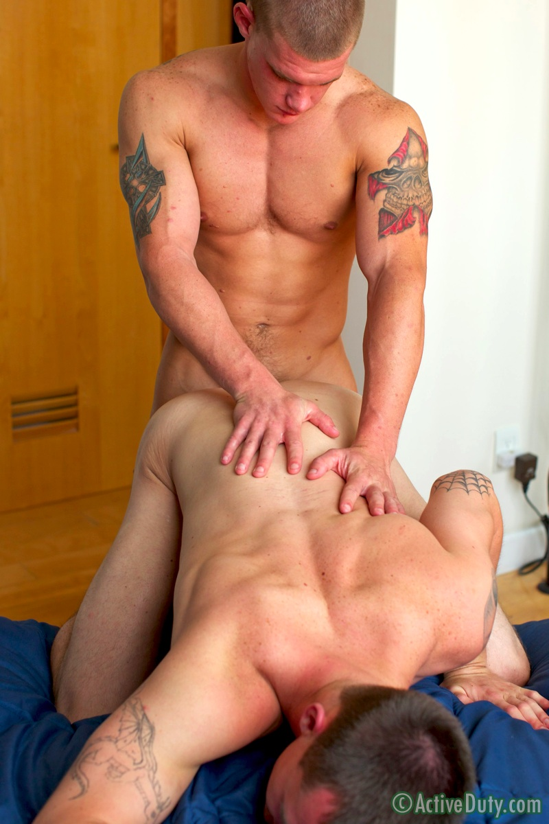 Axl-Tanner-Fuck-Suck-Army-Men-porn-army-gay-14 Straight Army Guy With Big Cock Fucks An Ass