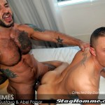 Stag Homme Abel Pozsar Carlos Gustavo Fucking Cum20 150x150 Abel Pozsar Gets His Ass Fucked by Brazilian Muscle Stud