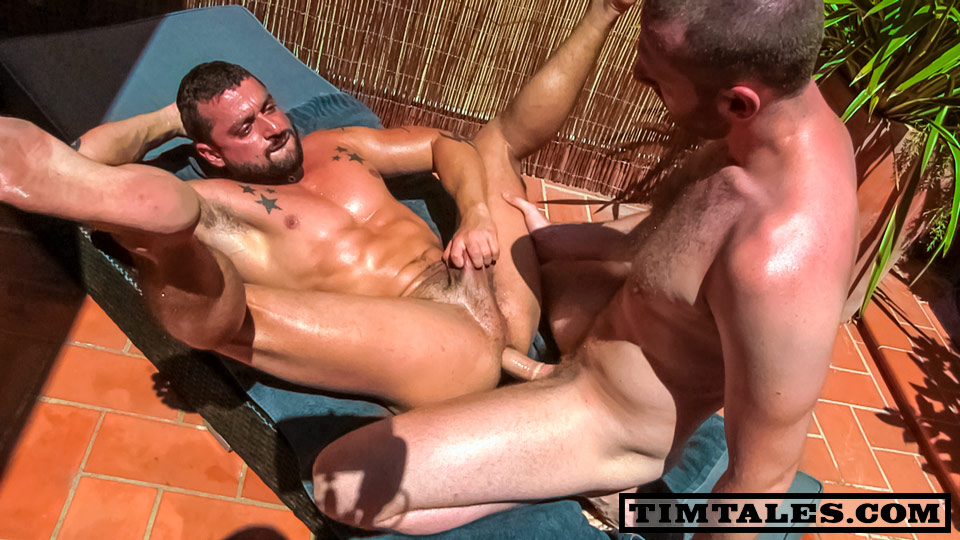 TimTales Tim and David Avila Fucking Muscle Big Cock 02 TimTales: Tim Fucks David Avila