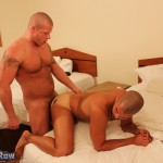 breed me raw Justin Jameson Danny Lopez bareback 09 150x150 Real Amateur Muscle Men Barebacking in a Cheap Motel