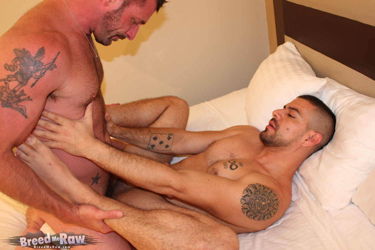 Breed Me Raw Morgan Black and Dominic Sol bareback 12 Breed Me Raw: Morgan Black and Dominic Sol