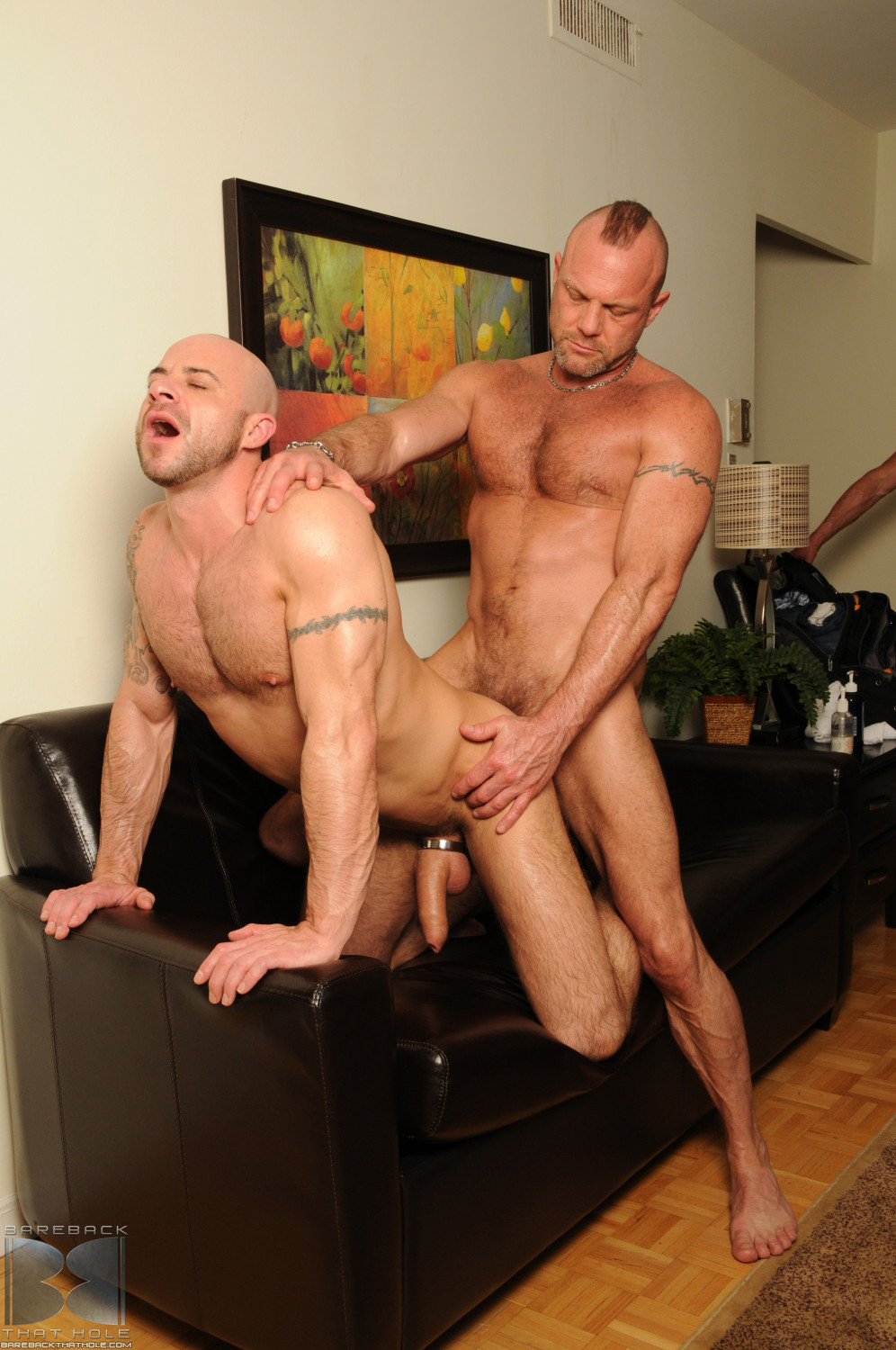 Bareback That Hole Chad Brock and Ben Statham big uncut cock 12 Bareback That Hole: Chad Brock and Ben Statham