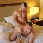 Breed Me Raw Butch Bloom and James Roscoe Bareback Fucking BBBH Big Cock 10 150x150 Hairy Hot Amateur Hole Gets Barebacked By A Masculine Hung Cock
