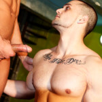 Out In Public Big Daddy Muscle Gym Guys Barebacking at the Gym Big Uncut Cocks Bareback Ennio 11 150x150 Hung Muscle Gym Rats Caught Barebacking In Public At The Gym