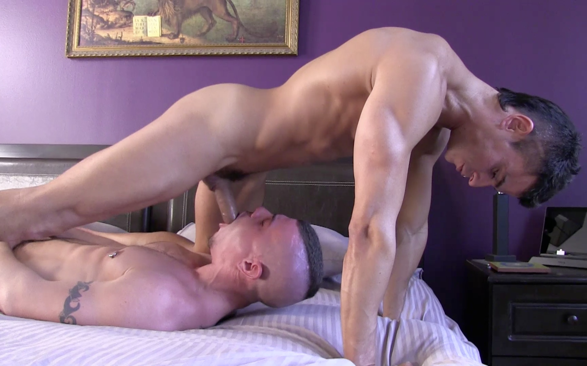 Raw Fuck Club Rafael Carreras and Jesse Santana Cuban bareback breeding Amateur Gay Porn 4 Rafael Carreras and Jesse Santana: Big Cock Cuban Barebacks His Buddy