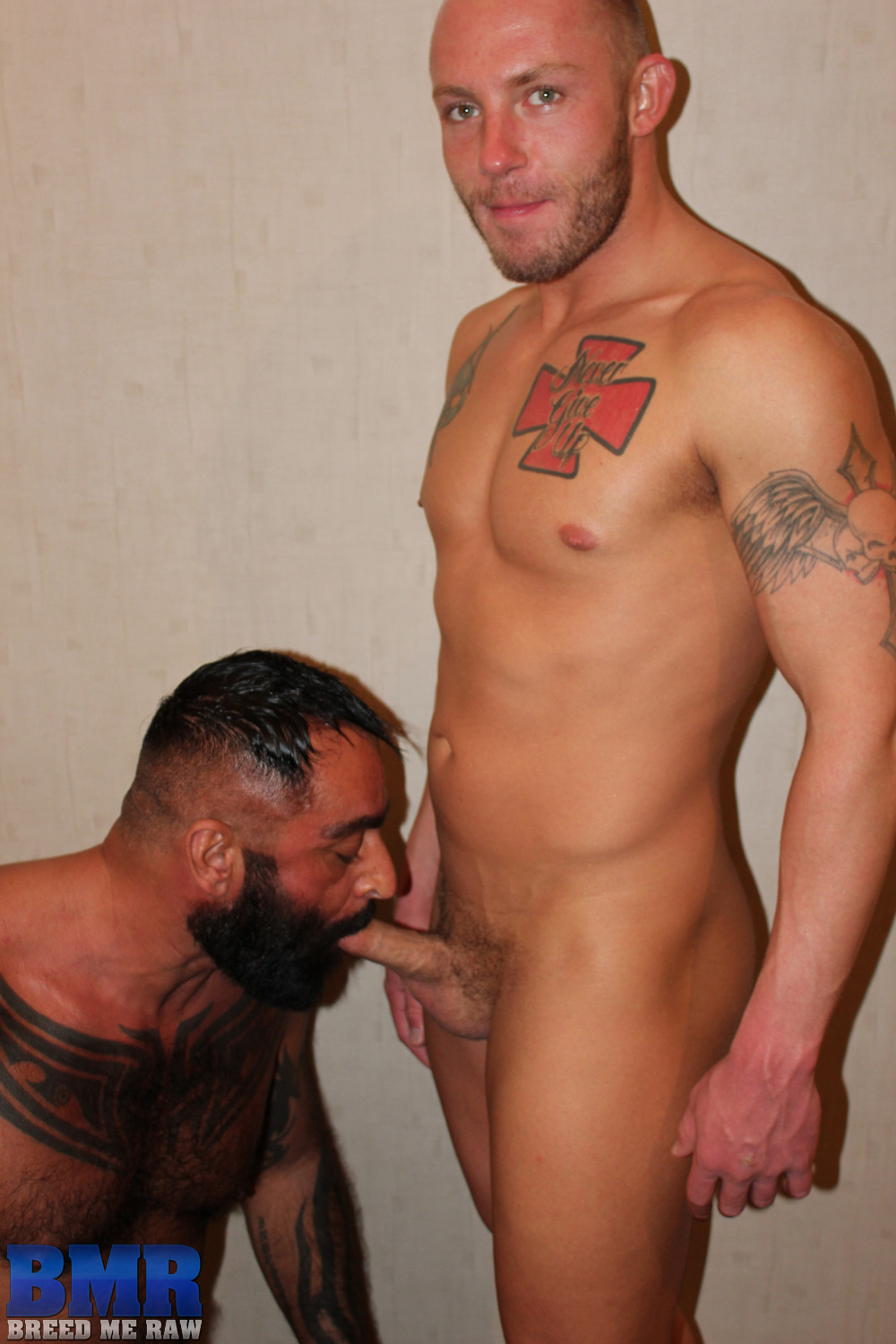 Breed Me Raw Tom Colt and Preston Johnson Hairy Daddy Barebacking Amateur Gay Porn 04 Amateur Hairy Tatted Daddy Barebacking a Hot Young Smooth Bottom