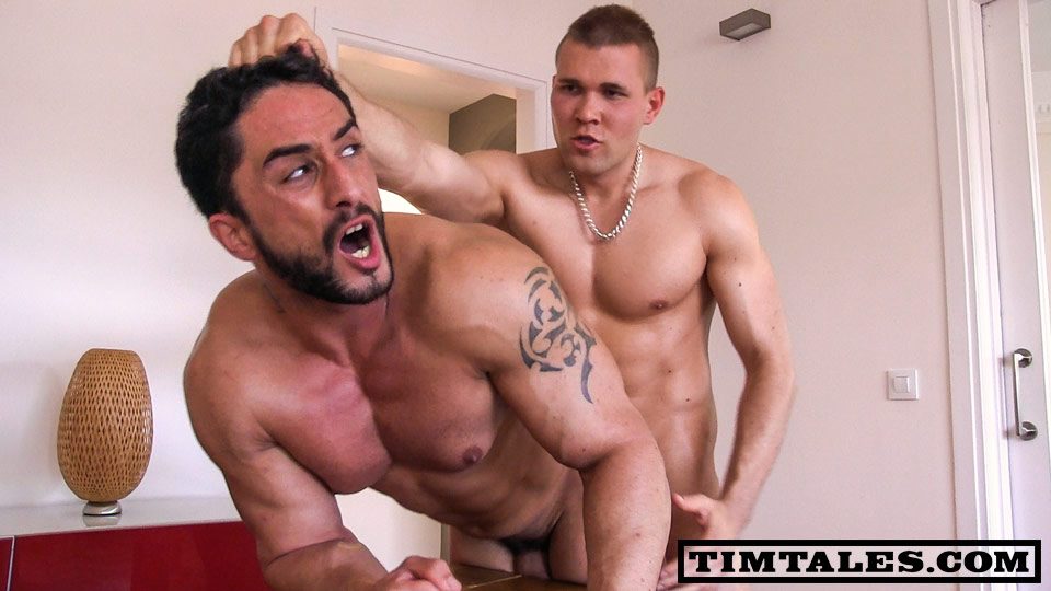 TimTales Jordan Fox and Robin Sanchez Muscle Guys With Big Cocks Fucking Amateur Gay Porn 03 TimTales: Jordan Fox and Robin Sanchez   Amateur Muscle Men Fucking