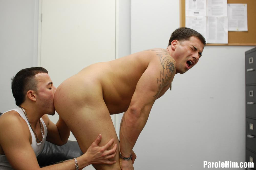 Parole Him Benny G and Mendoza bareback big cocks Amateur Gay Porn 11 Fuck My Immigrant Ass Bareback Or Go Back To Jail
