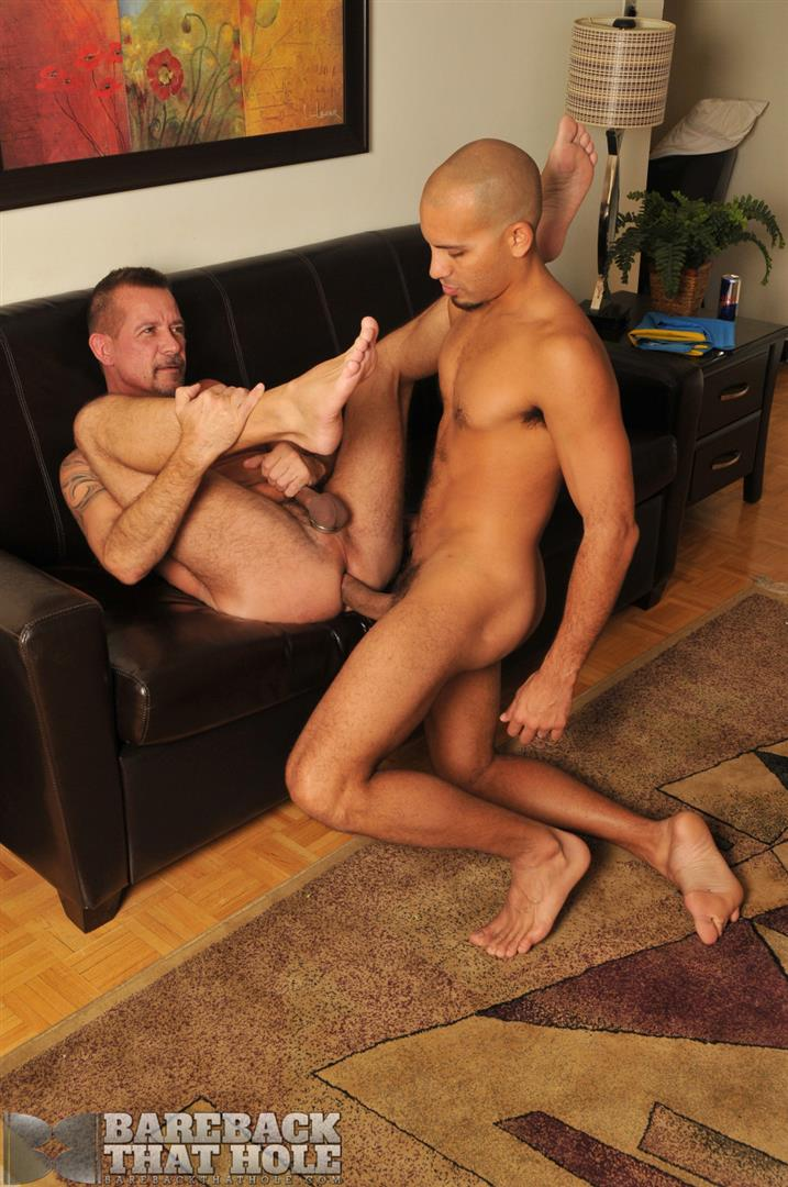 "Bareback That Hole Antonio Biaggi and Pierce Miller BBBH Huge Cock Bareback Fucking Amateur Gay Porn 10 Antonio Biaggi Barebacks A Pierced Daddy With His 12"" Uncut Cock"