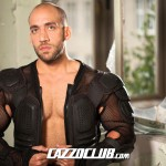 Cazzo Club Bruno Cane and Luca di Neppe Rubber Pigs Fucking Amateur Gay Porn 16 150x150 Hairy Muscle Rubber Pig Slave Gets Fucked Hard By His Muscle Master