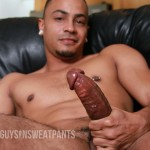 Guys-In-Sweatpants-Ezekiel-Stone-and-Dillon-Hays-Interracial-bareback-fucking-Amateur-Gay-Porn-11-150x150 Hot Black Guy Gets Barebacked By A Sexy White Stud With A Big Uncut Cock