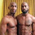 Next Door Ebony Astengo and PD Fox Big Black Cocks Fucking Amateur Gay Porn 08 150x150 Two Hung Black Guys Having Anonymous Gay Sex In A Hotel Room