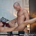 StagHomme Studios Dato Foland and Antonio Aguilera Muscle Hunks With Huge Uncut Cocks Fucking Amateur Gay Porn 18 150x150 Dato Foland & Antonio Aguilera Masculine Muscle Hunks Fucking