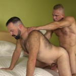 Raw and Rough Boy Fillmore and Sam Dixon Hairy Muscle Bears Fucking Bareback Amateur Gay Porn 03 150x150 Hairy Muscle Bears Barebacking At A Cheap Motel