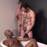 Raw and Rough Jake Wetmore and Dusty Williams and Kid Satyr Bareback Taking Raw Daddy Loads Cum Amateur Gay Porn 01 150x150 Hairy Pup Taking Raw Interracial Daddy Loads Bareback