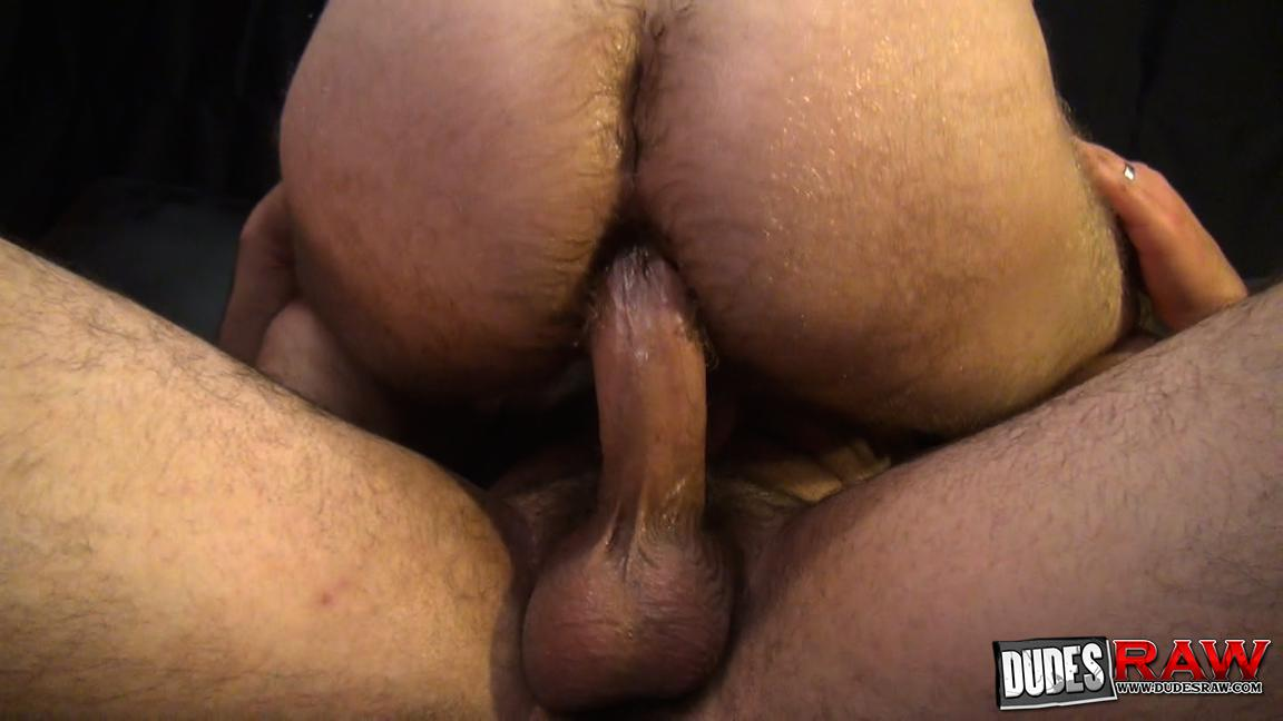Dudes Raw Kodah Filmore and James Roscoe Barebacking A Hairy Ass Piggy Sex Amateur Gay Porn 15 Pure Pigs:  Kodah Filmore Breeding James Roscoe