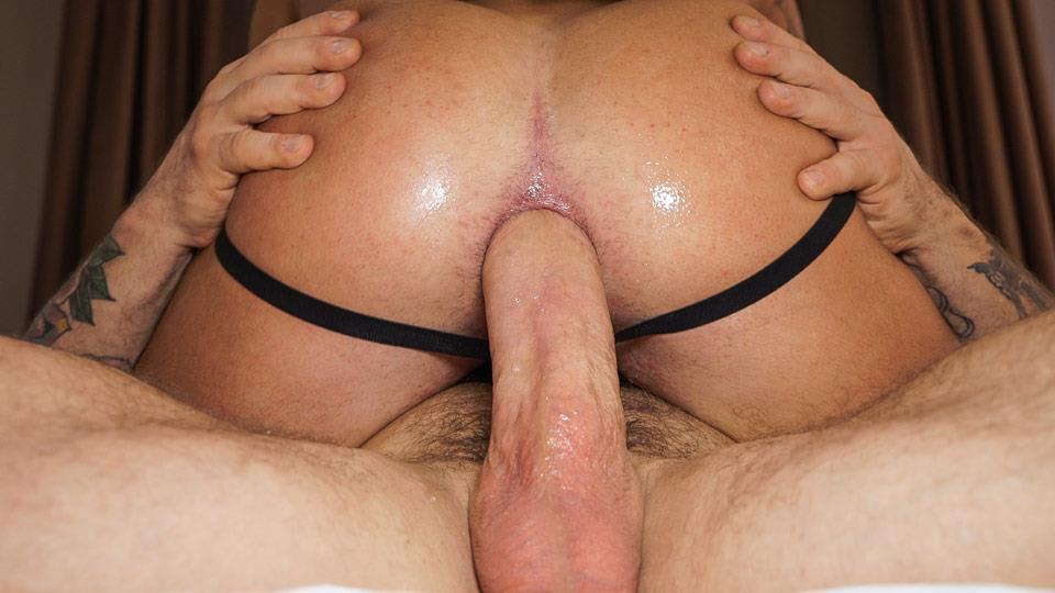 Gay big dick bareback