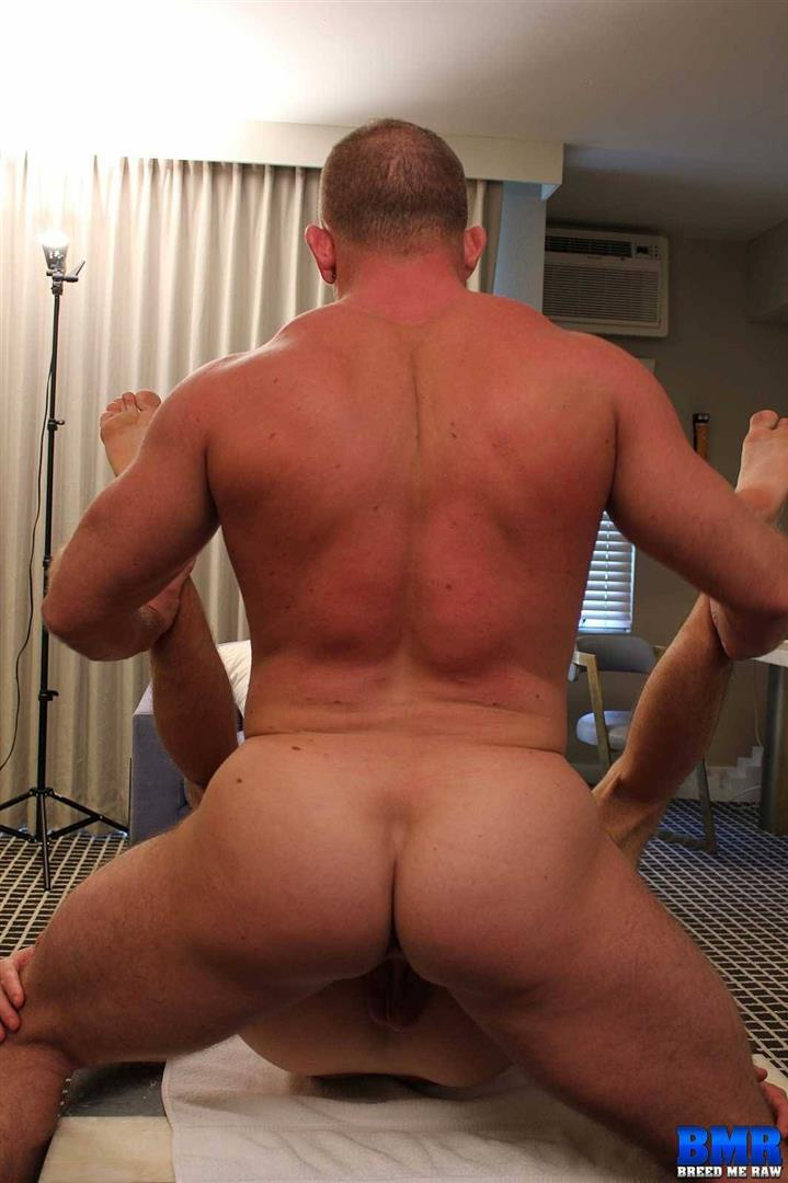 Breed-Me-Raw-Shay-Michaels-and-David-Lambert-Hairy-Bareback-Muscle-Guys-Amateur-Gay-Porn-13 Shay Michaels Breeding A European Muscle Bottom Raw