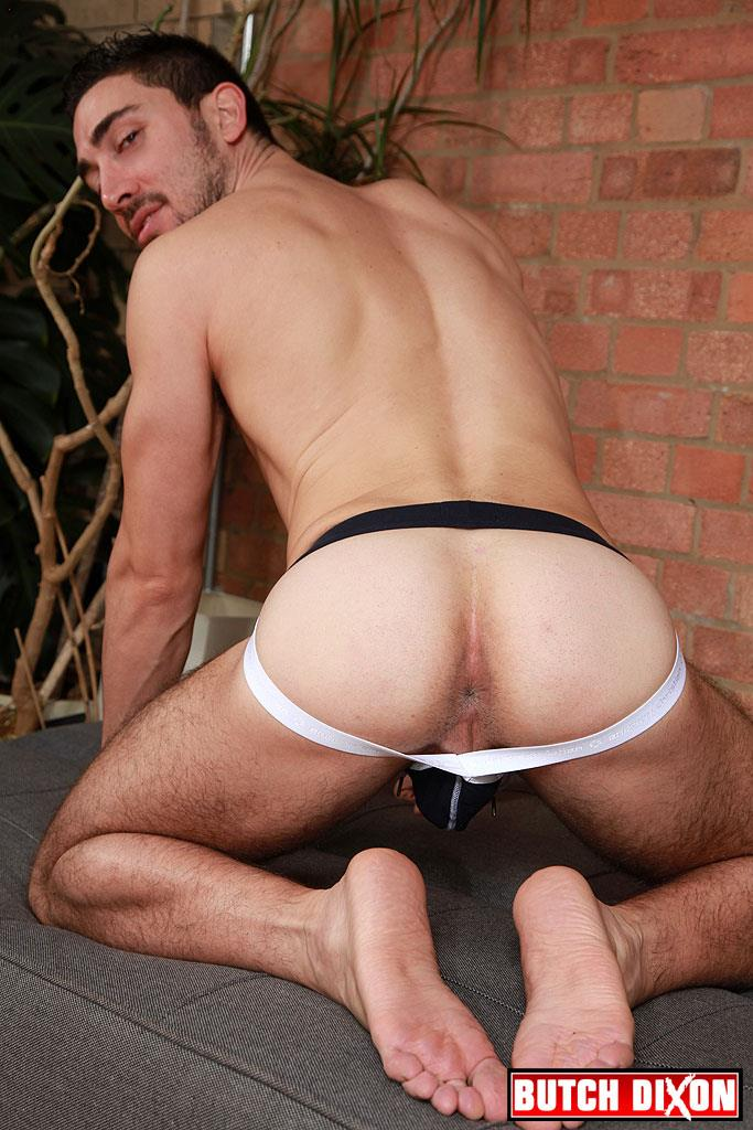 Butch Dixon Craig Daniel and Gaston Croupier Big Uncut Cocks Bareback Amateur Gay Porn 03 Craig Daniel & Gaston Croupier: Bareback & Chewing On Foreskin
