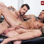 Lucas Entertainment Rocco Steele and Dolf Dietrich Big Cock Barback Muscle Hunks Amateur Gay Porn 09 150x150 Rocco Steele Breeding Dolf Dietrich With His Massive Cock