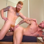 Men Bennett Anthony and Sean Duran Naked Redhead Muscle Guys Fucking Amateur Gay Porn 11 150x150 Bennett Anthony Fucking A Muscle Hunk With His Big Ginger Cock
