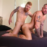 Men Bennett Anthony and Sean Duran Naked Redhead Muscle Guys Fucking Amateur Gay Porn 12 150x150 Bennett Anthony Fucking A Muscle Hunk With His Big Ginger Cock