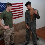 All American Heroes Jett Army Guy First Gay Fuck Bareback Amateur Gay Porn 02 150x150 Straight Private First Class and His First Time Gay Fuck