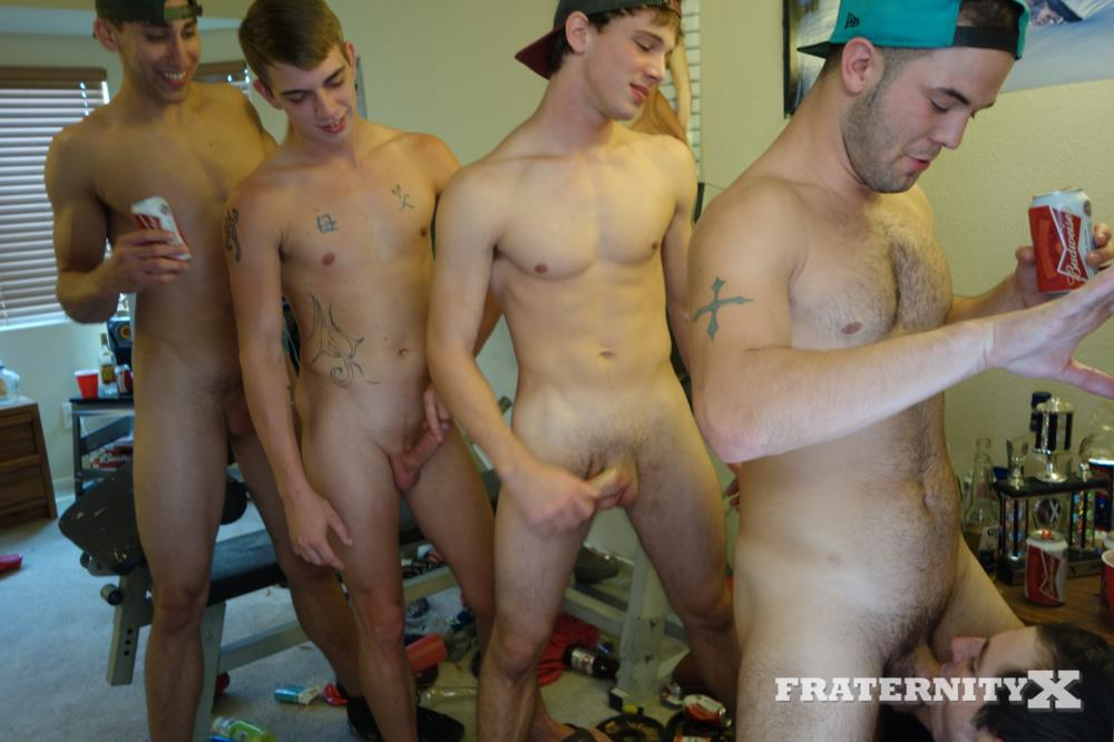 amateur college gay man