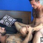 Dudes Raw Jimmie Slater and Nick Cross Bareback Flip Flop Sex Amateur Gay Porn 19 150x150 Hairy Young Jocks Flip Flop Bareback & Cream Each Others Holes