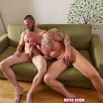 Butch Dixon Erik Lenn and Mike Bourne Masculine Guys Fucking Bareback Amateur Gay Porn 10 150x150 Beefy Masculine Guys Fucking Bareback With A Big Uncut Cock