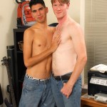Dudes Raw Bradley Wood and David Gibbs Redhead Gets Fucked Bareback Amateur Gay Porn 010 150x150 Bareback Breeding A Shaggy Redhead