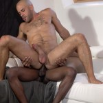 Guys in Sweatpants Austin Wilde and Liam Cyber Bareback Interracial Sex Amateur Gay Porn 07 150x150 Austin Wilde Takes A Big Black Bareback Cock Up The Ass