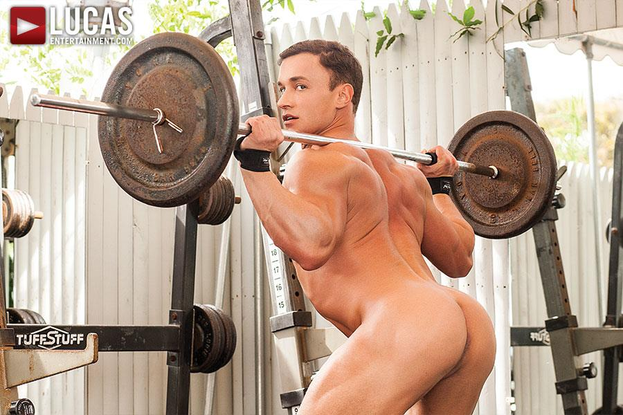 Lucas Entertainment Alexander Volkov and Adam Killian Muscule Bareback Fuck Amateur Gay Porn 20 Adam Killian Barebacking A Muscle Hunk With A Juicy Ass