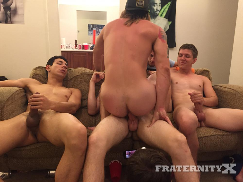 Horny Boys Eating Out Butts Each Other