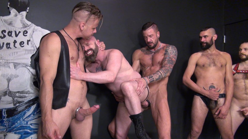 Raw and Rough Piss Tub Bareback Sex Party Amateur Gay Porn ...