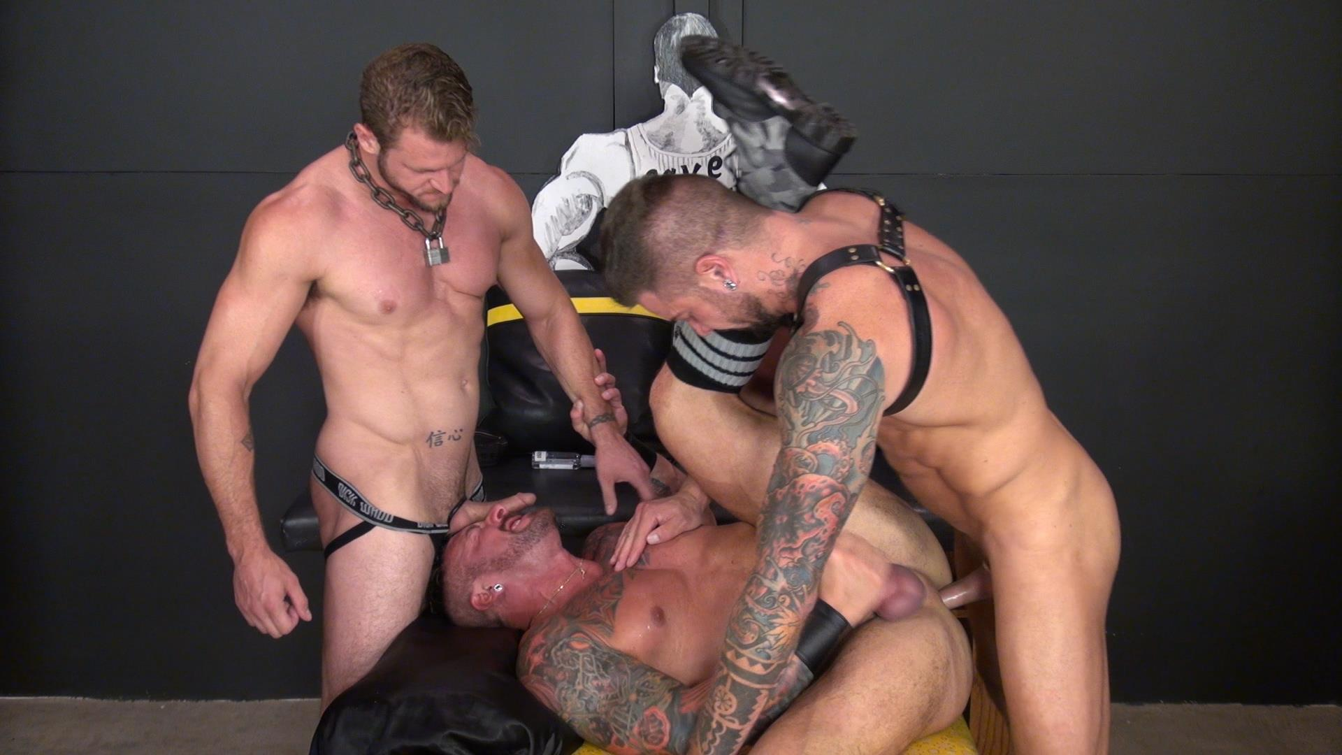 Raw and Rough Boy Fillmore Dolf Dietrich Damon Andros Hugh Hunter Ace Era Free Gay Porn 07 Bareback Fuck And Piss Party At An Underground Sex Club