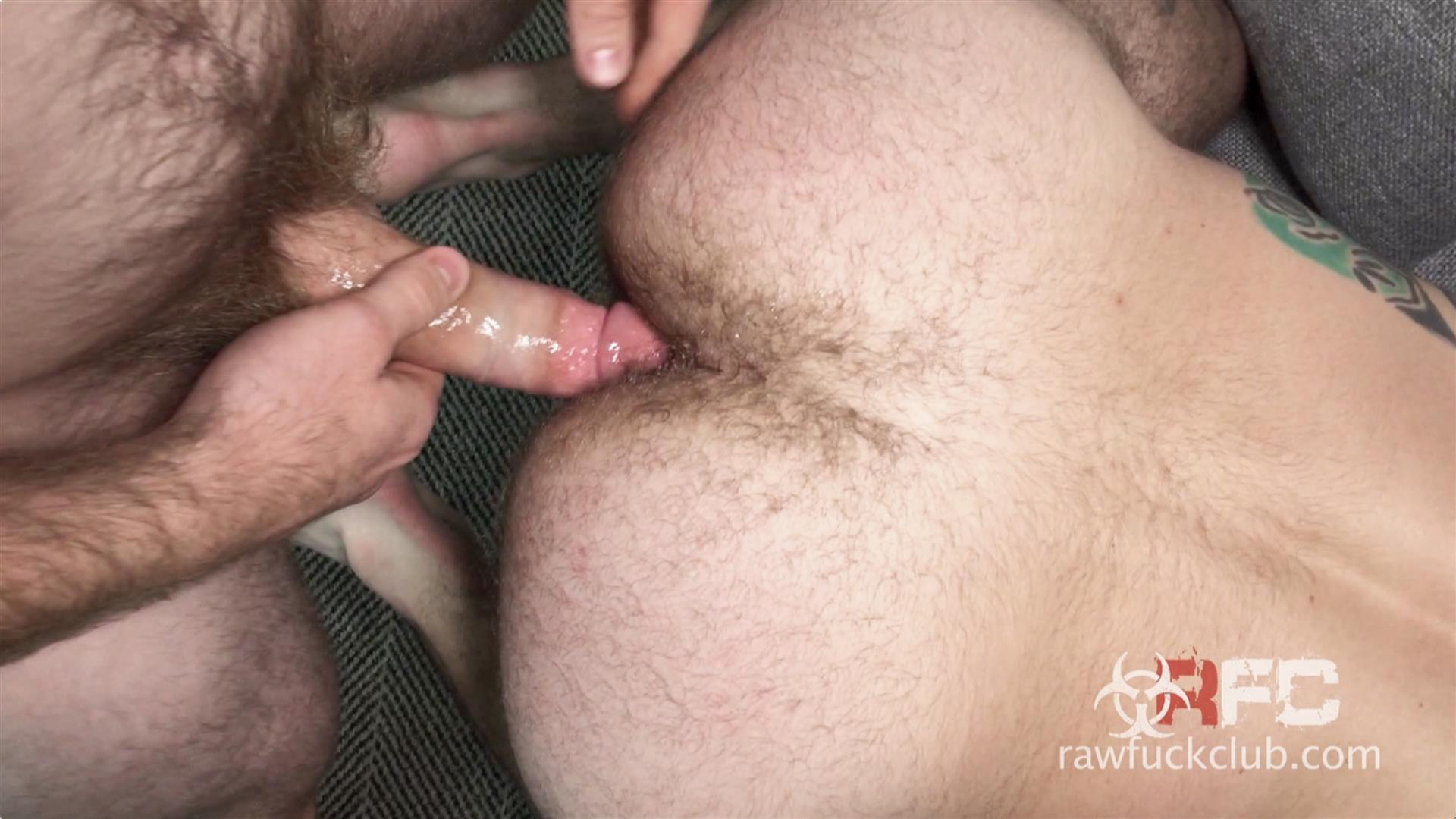 Raw Fuck Club Luke Harding and Nate Stenson Bareback Breeding 07 Nate Stetson Gives Luke Harding a Deep Bareback Breeding
