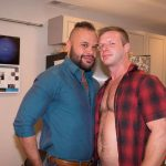 Alpha-Male-Fuckers-Brian-Bonds-and-Damien-Kilauea-Bareback-Gay-Sex-02-150x150 Brian Bonds Getting Fucked In His Kitchen By Damien Kilauea