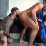 Raw-Fuck-Club-Jack-Dixon-and-Michael-Roman-Hairy-Muscle-Daddy-Bareback-Gay-Sex-Video-02-150x150 Taking A Raw Ride On Jack Dixon's Big Fat Daddy Cock