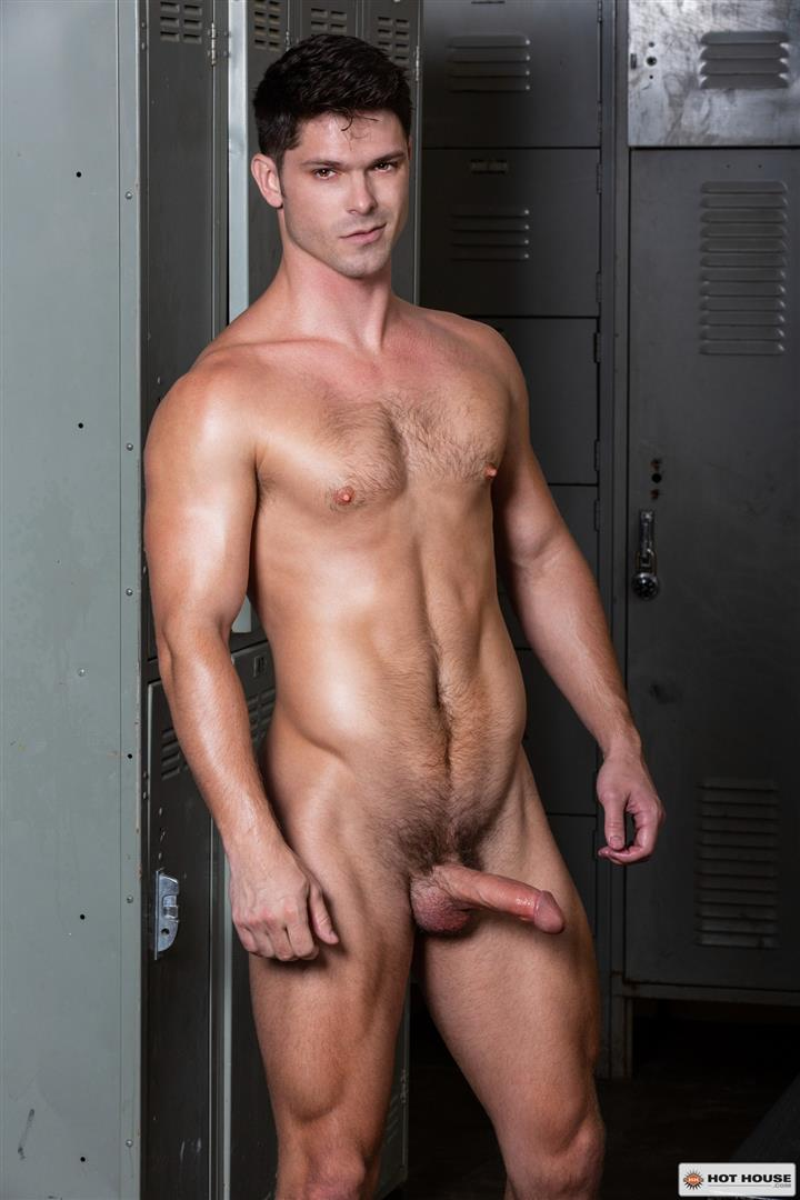 Hot-House-Kurtis-Wolfe-and-Devin-Franco-Muscle-Hunk-Bareback-Sex-In-Gym-06 Devin Franco Gets His Hairy Ass Bred By Hairy Muscle Stud Kurtis Wolfe